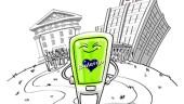 vista previa del artículo Una app de móvil recomienda la mejor ruta para los alérgicos en Valencia