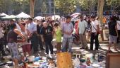 vista previa del artículo El rastro de Valencia en la plaza de Luis Casanova