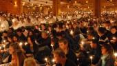 vista previa del artículo Más de 15.000 jóvenes católicos se dan cita en la ciudad