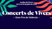 vista previa del artículo Programa y actividades de la Gran Fira de Valencia 2016