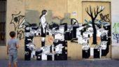 vista previa del artículo Se reanudan las rutas de Street Art por los barrios de Valencia